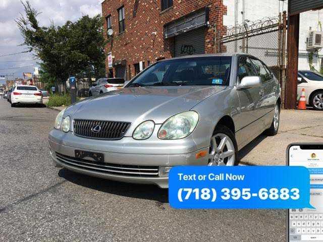Lexus GS 2003 $3980.00 incacar.com