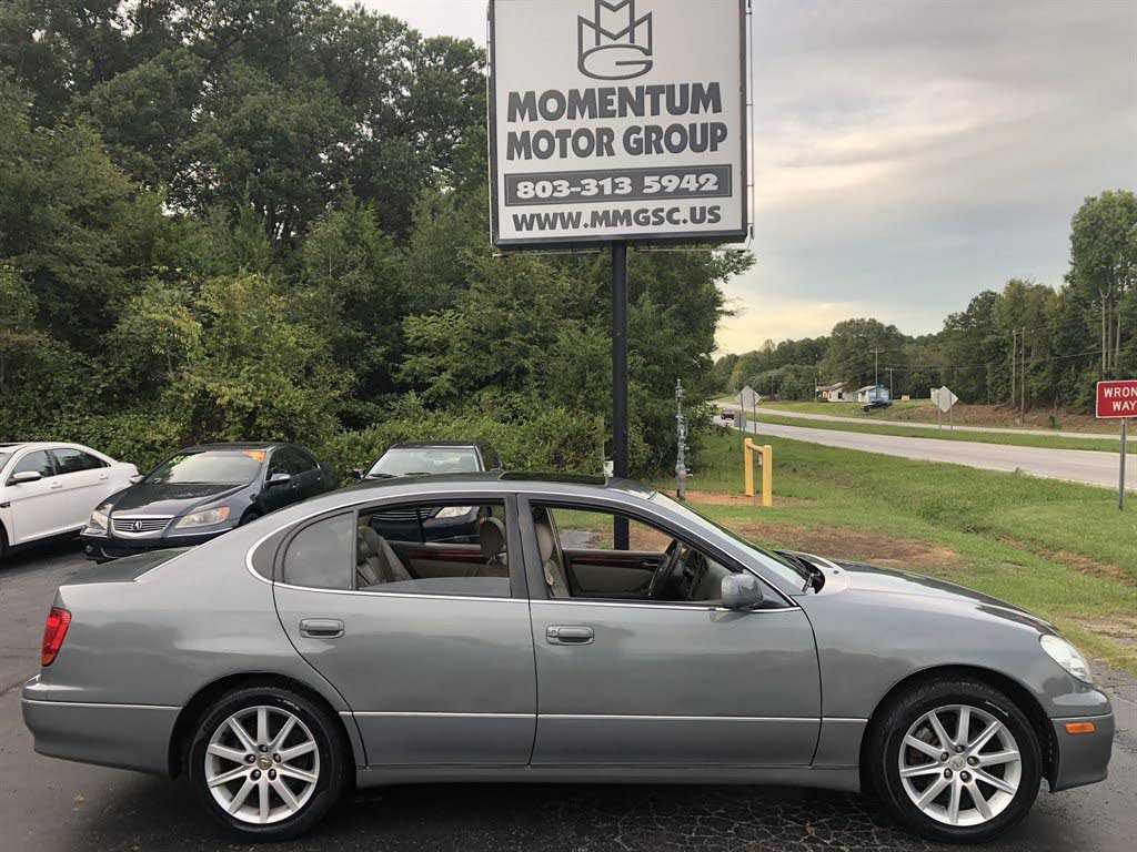 Lexus GS 2004 $5995.00 incacar.com