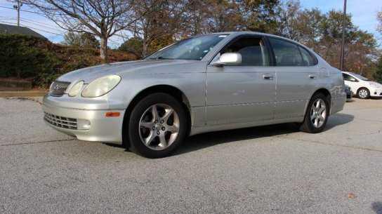 Lexus GS 2004 $5750.00 incacar.com