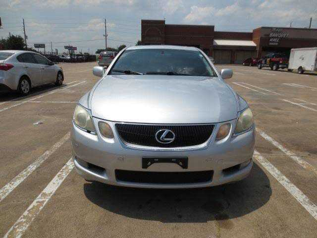 used Lexus GS 2006 vin: JTHCH96S760012995