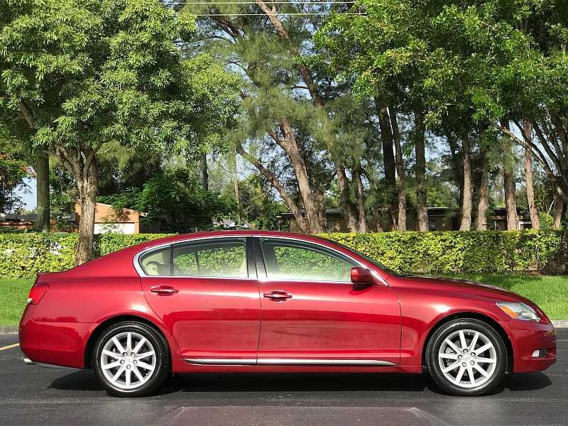 Lexus GS 2006 $9691.00 incacar.com