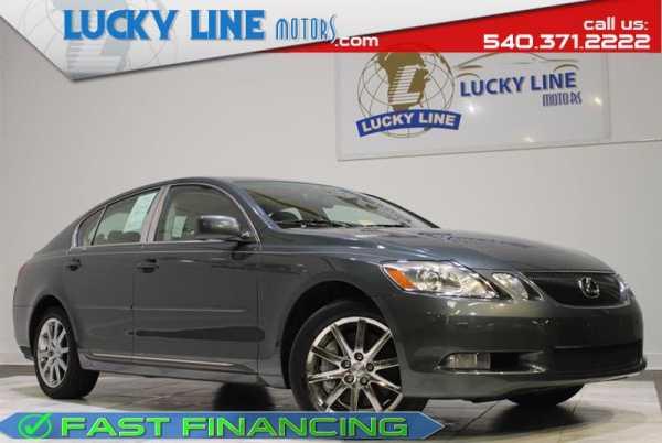 Lexus GS 2007 $12299.00 incacar.com