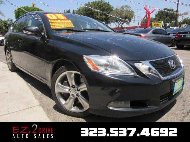 Lexus GS 2008 $9988.00 incacar.com
