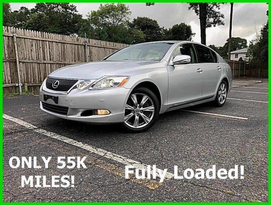 Lexus GS 2008 $9500.00 incacar.com