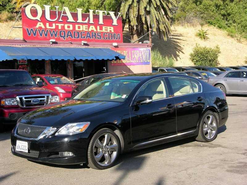 Lexus GS 2008 $13995.00 incacar.com