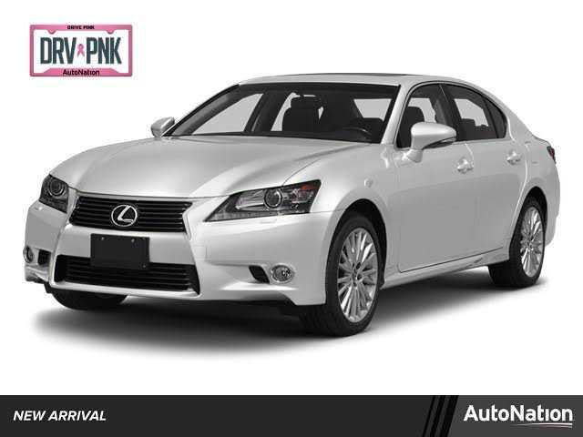 Lexus GS 2013 $16981.00 incacar.com