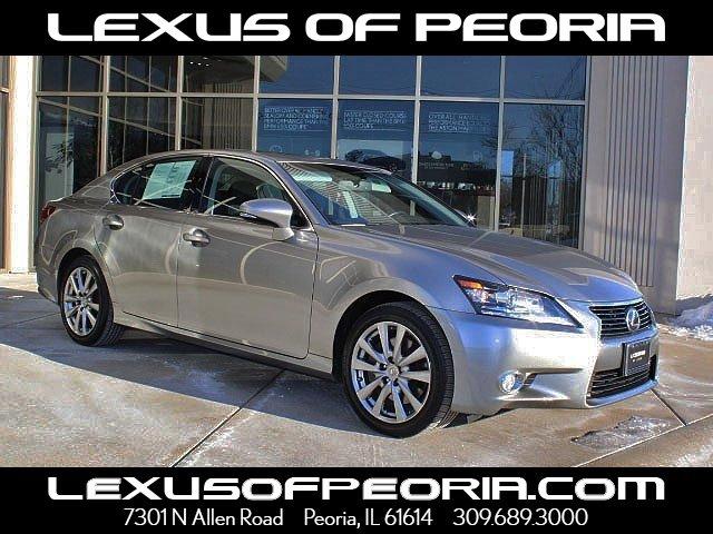 Lexus GS 2015 $29777.00 incacar.com