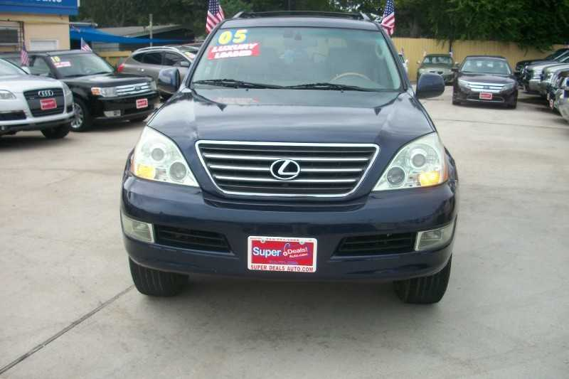 Lexus GX 2005 $10887.00 incacar.com