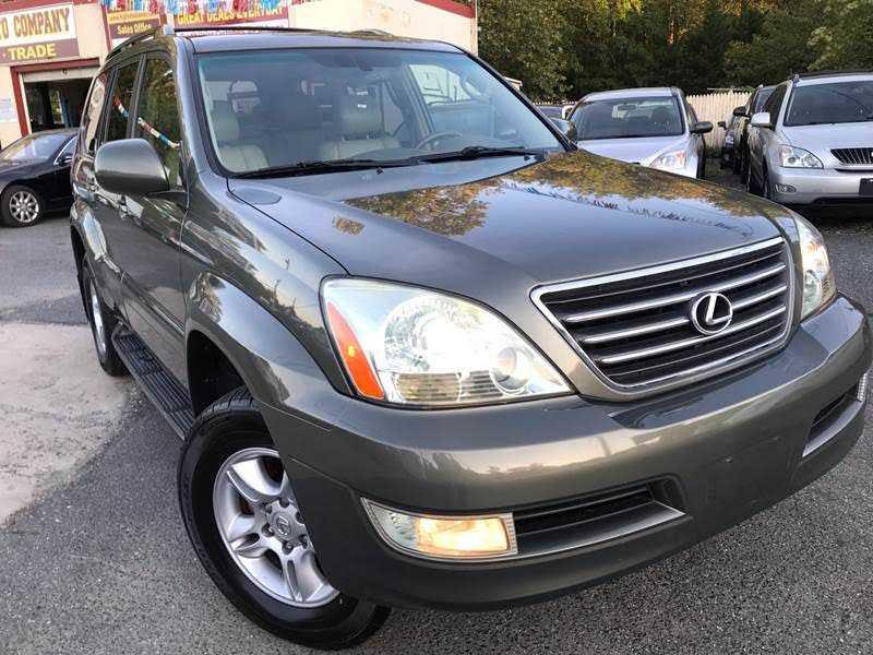 Lexus GX 2006 $9495.00 incacar.com