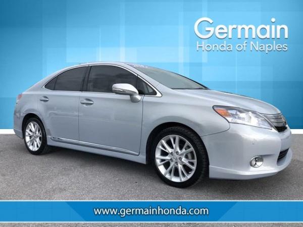 Lexus HS 2010 $12922.00 incacar.com
