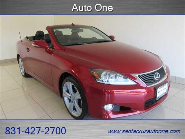 Lexus IS 2012 $19990.00 incacar.com