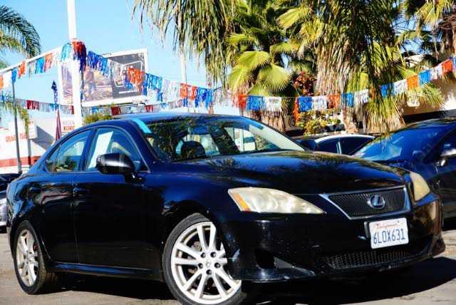 Lexus IS 2007 $7999.00 incacar.com