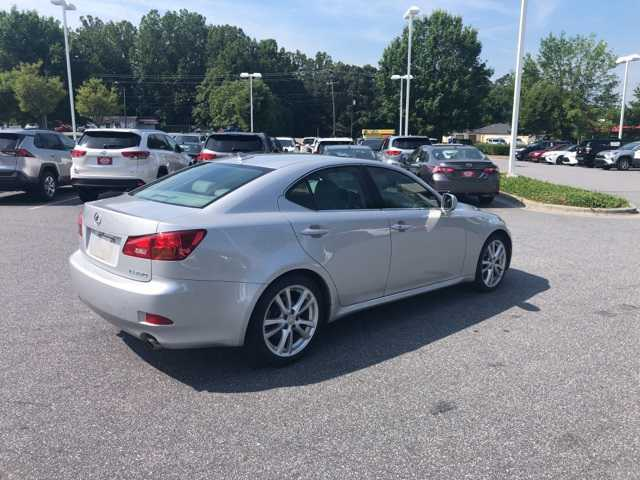 Lexus IS 2007 $7487.00 incacar.com