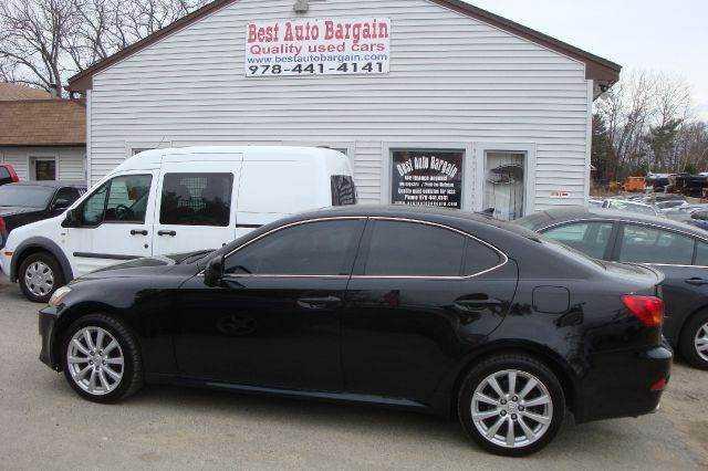 Lexus IS 2008 $12995.00 incacar.com