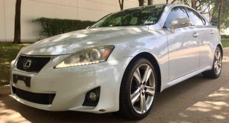 Lexus IS 2011 $7990.00 incacar.com