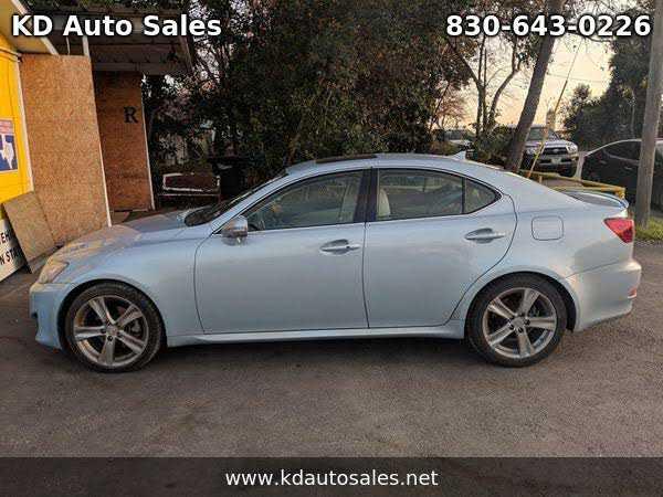 Lexus IS 2011 $11495.00 incacar.com