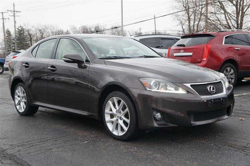 Lexus IS 2013 $16990.00 incacar.com
