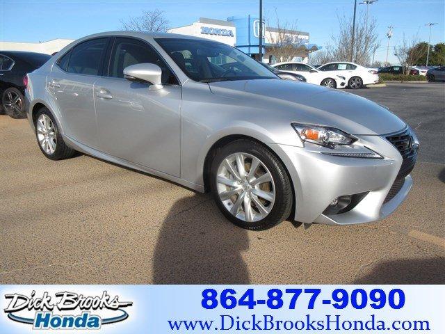 Lexus IS 2015 $23995.00 incacar.com