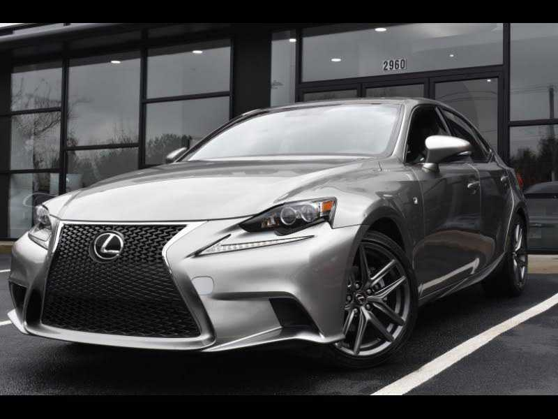 Lexus IS 2015 $21995.00 incacar.com