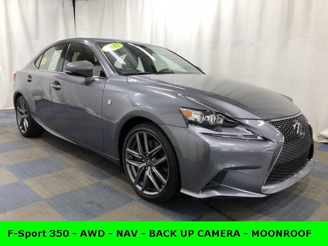 Lexus IS 2015 $31000.00 incacar.com