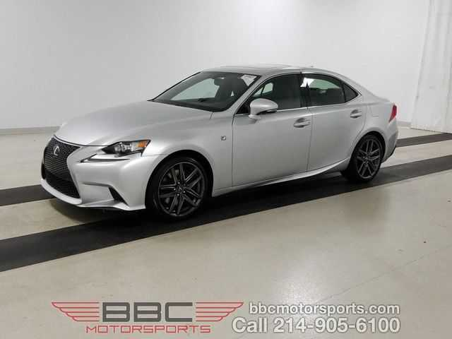 Lexus IS 2016 $24970.00 incacar.com