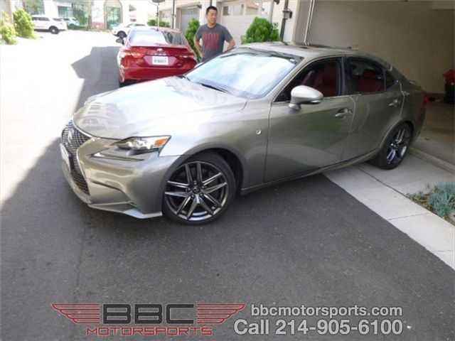 Lexus IS 2016 $24970.00 incacar.com