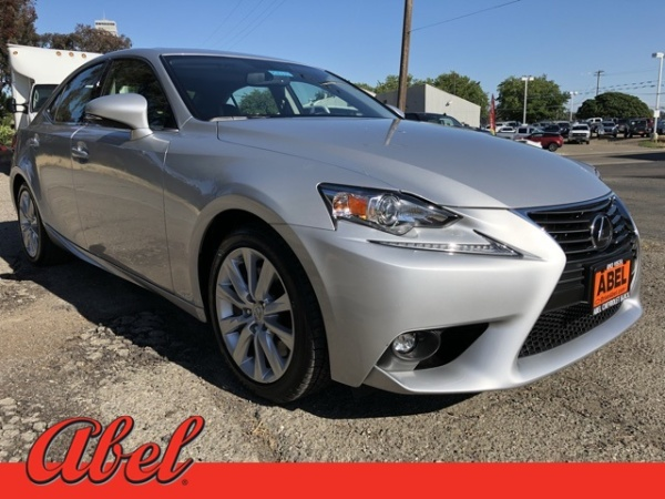 Lexus IS 2016 $30479.00 incacar.com