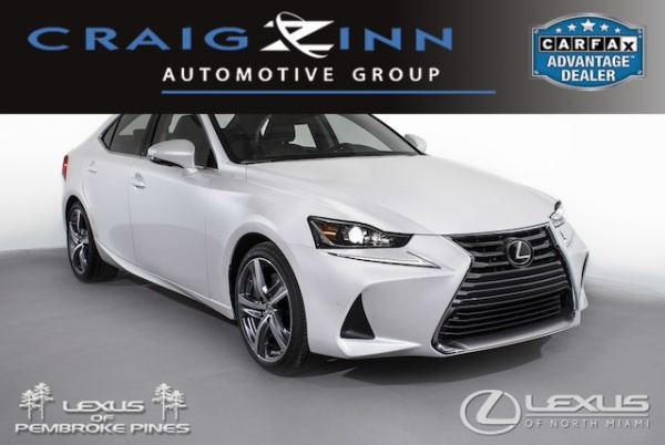 Lexus IS 2018 $35498.00 incacar.com