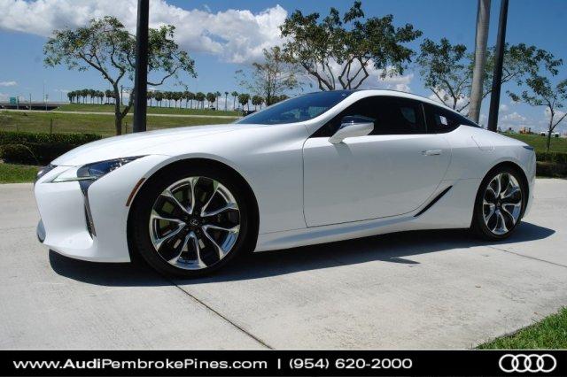 Lexus LC 2018 $73900.00 incacar.com