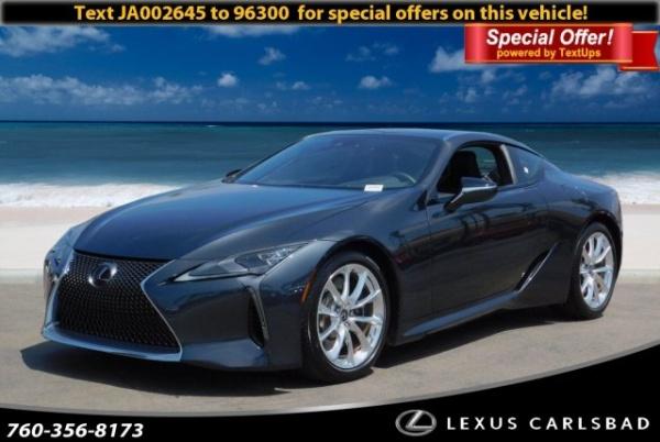 Lexus LC 2018 $93000.00 incacar.com