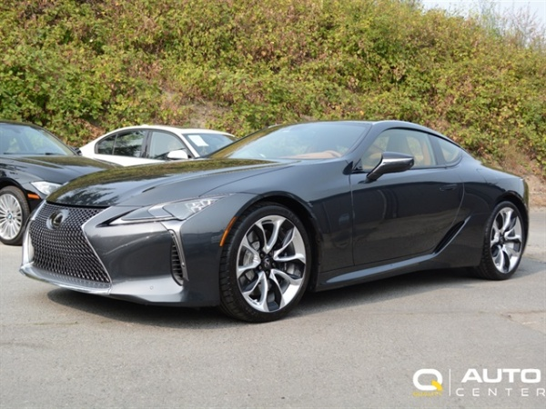 Lexus LC 2018 $93888.00 incacar.com