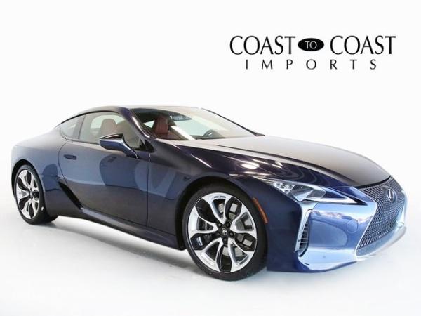 Lexus LC 2018 $79990.00 incacar.com