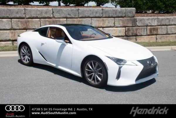 Lexus LC 2018 $94919.00 incacar.com