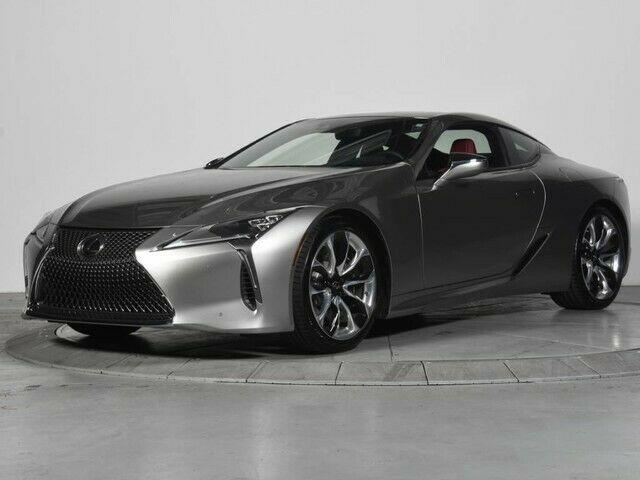 Lexus LC 2018 $84988.00 incacar.com