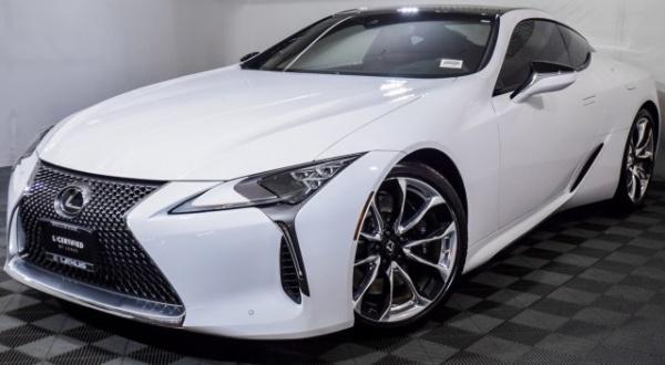 Lexus LC 2018 $86588.00 incacar.com