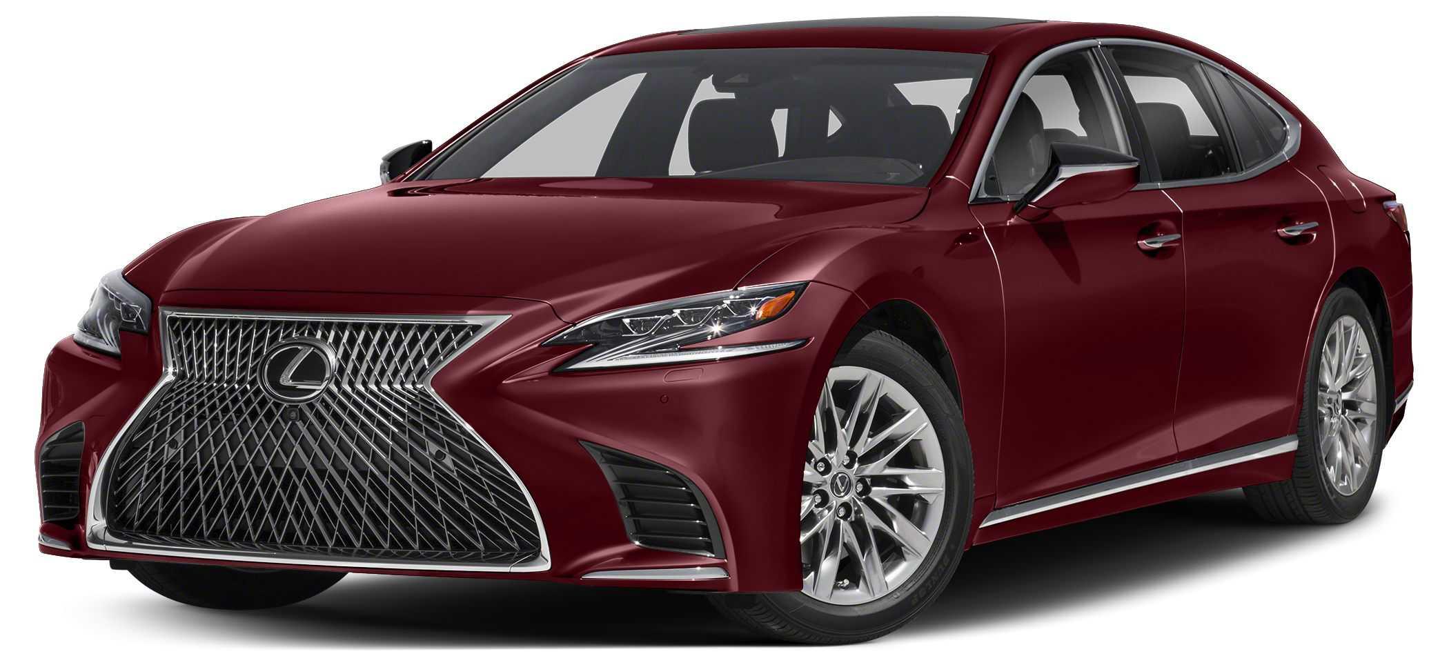 Lexus LS 2019 $77506.00 incacar.com
