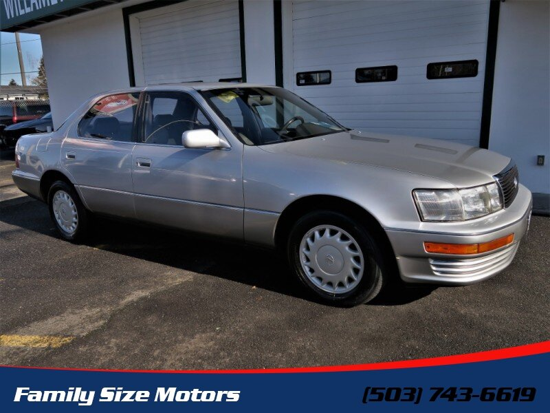 Lexus LS 1990 $5950.00 incacar.com