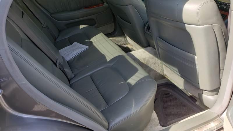 Lexus LS 1997 $3500.00 incacar.com