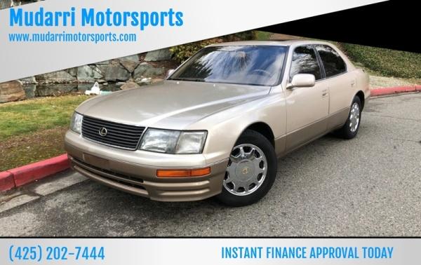 Lexus LS 1997 $5288.00 incacar.com