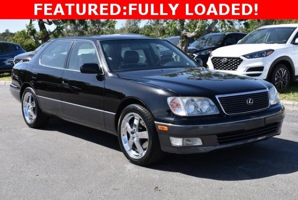 Lexus LS 1998 $6000.00 incacar.com