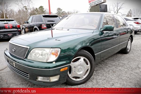Lexus LS 1999 $3900.00 incacar.com