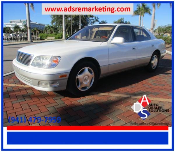 Lexus LS 1999 $6188.00 incacar.com