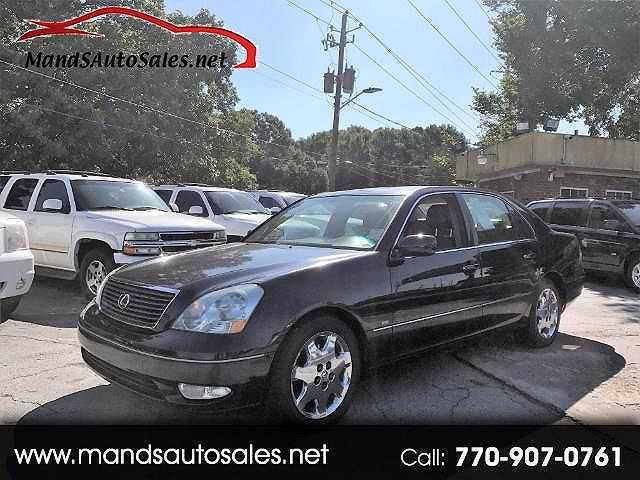 Lexus LS 2001 $7995.00 incacar.com
