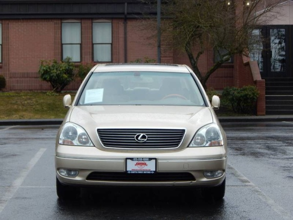 Lexus LS 2001 $5499.00 incacar.com