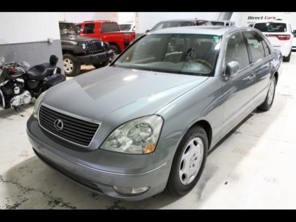 Lexus LS 2001 $4975.00 incacar.com