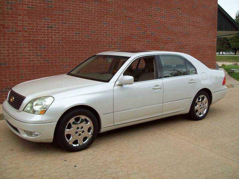 Lexus LS 2001 $5995.00 incacar.com