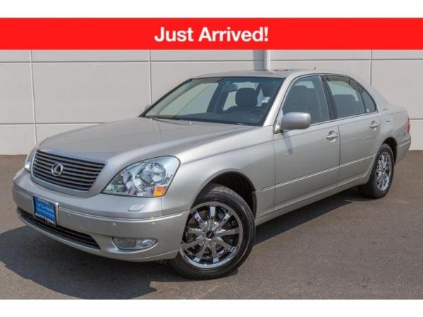 Lexus LS 2001 $8999.00 incacar.com