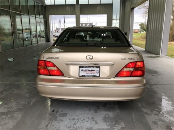 Lexus LS 2001 $7166.00 incacar.com