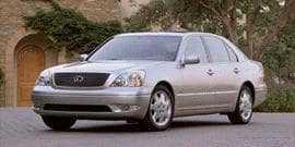 Lexus LS 2002 $4888.00 incacar.com