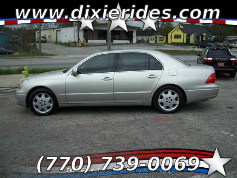 Lexus LS 2002 $8995.00 incacar.com